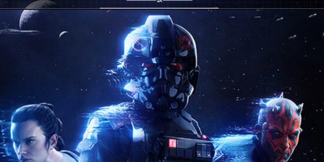 Star Wars Battlefront 2. Os dejamos su trailer. Uno de los juegos que los frikis llevamos tiempo esperando.