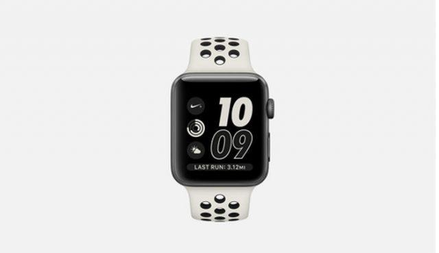 Nuevo Apple Watch Nike champions en tonos neutros