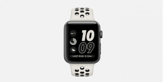 Nuevo Apple Watch Nike champions en tonos neutros