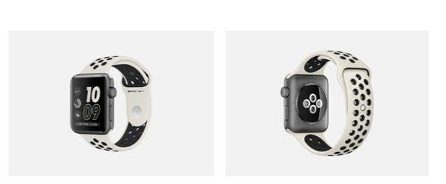 Apple Watch nikelab tonos neutros