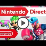 Arms y Splatoon 2 protagonista de Nintendo Direct