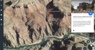 Google presenta el nuevo Google Earth. Día Mundial de la Tierra