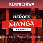 Nintendo Switch estará presente este fin de semana en Héroes Manga Madrid