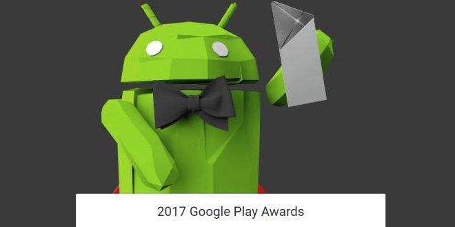 Las mejores aplicaciones de Android 2017 según Google en Google Play Awards