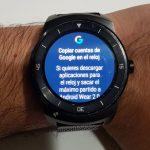 LG G Watch R y LG Watch Urbane reciben Android Wear 2.0