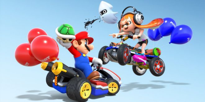 Mario Kart 8 Deluxe En Exclusiva Para Nintendo Switch