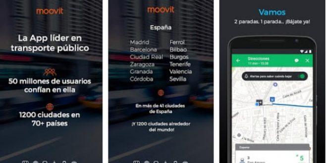 Moovit ofrece información actualizada sobre transporte público durante Semana Santa