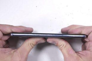Ponen a prueba la resistencia del Samsung Galaxy S8