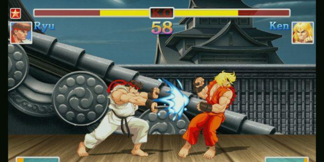 Ultra Street Fighter II: The Final Challengers para Nintendo Switch