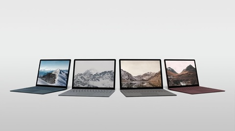 Diseño Surface Laptop