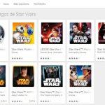 Día de Star Wars. Juegos gratis en Android