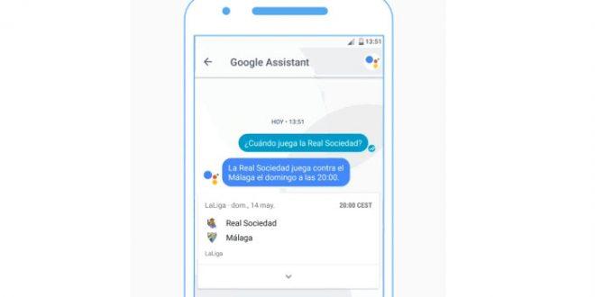 Google Allo en español
