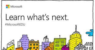 Microsoft Windows 10 S ayuda a que estudiantes y profesores se animen a crear el mundo del futuro, con una nueva propuesta educativa