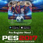 PES 2017 Mobile para Android e iOS