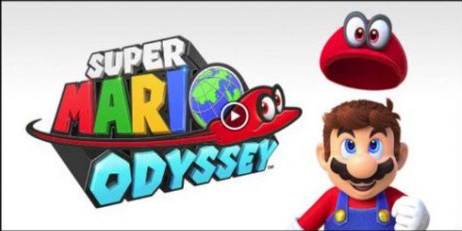 Super Mario Odyssey. La odisea de Mario comienza este E3 2017