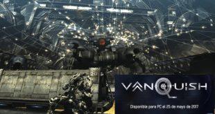 SEGA anuncia VANQUISH para PC