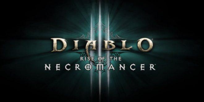El héroe oscuro regresa DiabloIIIDespertar del Nigromante ya disponible.