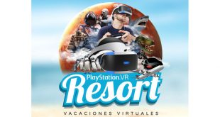Se inaugura PlayStation VR Resort: vacaciones virtuales en el centro de Madrid