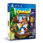 Crash Bandicoot está de vuelta