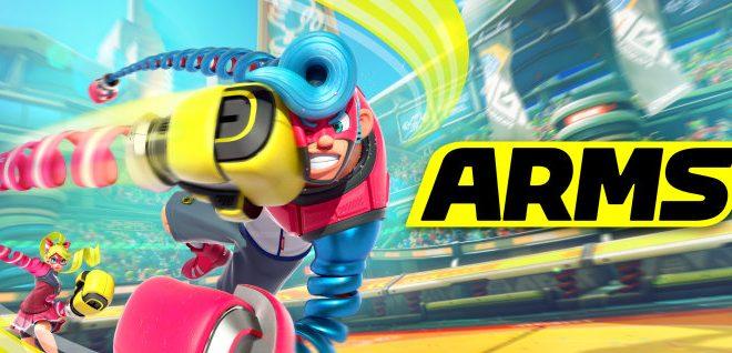 ARMS, la experiencia más técnica con control por movimiento, llega golpeando fuerte a Nintendo Switch