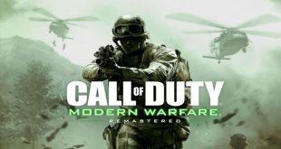 Call of Duty: Modern Warfare Remastered, llega el 27 de junio
