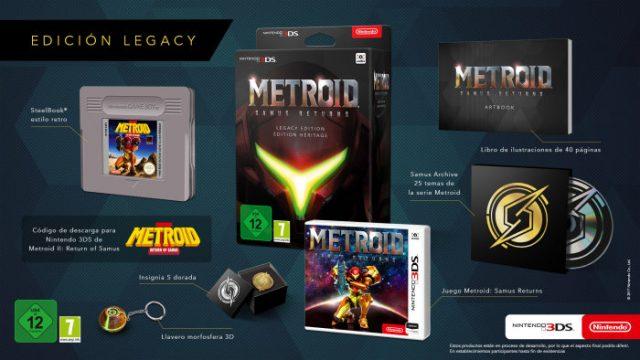 Metroid: Samus Returns: para Nintendo 3DS