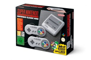 Nintendo Classic Mini: Super Nintendo Entertainment System, disponible el 29 de septiembre en España