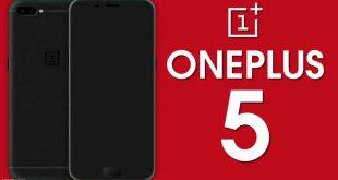 OnePlus presentará el 20 de junio su nuevo smartphone OnePlus 5
