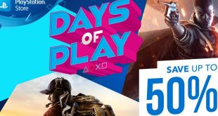 Days of Plays. Descuentos en Playstation