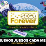 5 juegos gratis de Sega para tu smartphone. SEGA Forever
