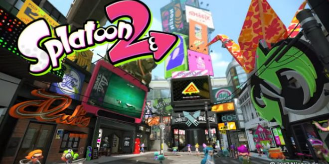 Splatoon 2 y ARMS en E3 2017