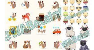 WhatsApp incorporará los stickers de Facebook y selección multiple