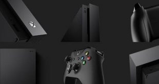 Microsoft Xbox One X en el E3 2017