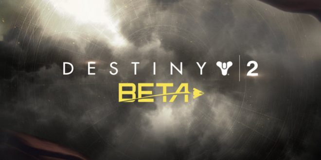 Beta de Destiny 2 del 21 al 23 de julio