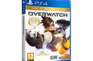 Overwatch: Game of the Year Edition llegará a tiendas la próxima semana