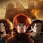 El videojuego Los Pilares de la Tierra de Ken Follett llegará el próximo 15 de agosto a PC, Linux, PS4 y Xbox One