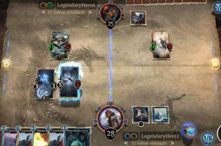 The Elder Scrolls: Legends gratis en iOS y Android