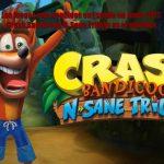 Los juegos más vendidos en España en Junio 2017. Crash Bandicoot: N. Sane Trilogy es el ganador.