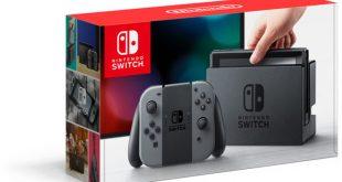 Nintendo retorna a beneficios gracias al buen rendimiento de Switch