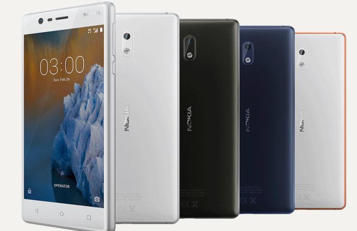 Especificaciones y características Nokia 3