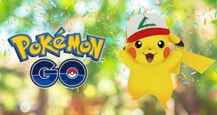 Nuevo evento del aniversario de Pokémon GO entre el día 6 y el día 24 de julio ¿Te gustaría saber cómo conseguir a Pikachu con gorra?