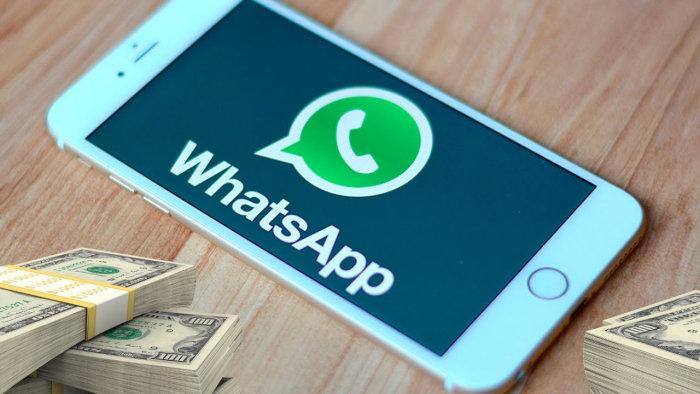 WhatsApp no gana dinero para Facebook