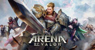 Arena of Valor el juego de móvil que juegan 200 millones de personas en el mundo ha llegado a Europa
