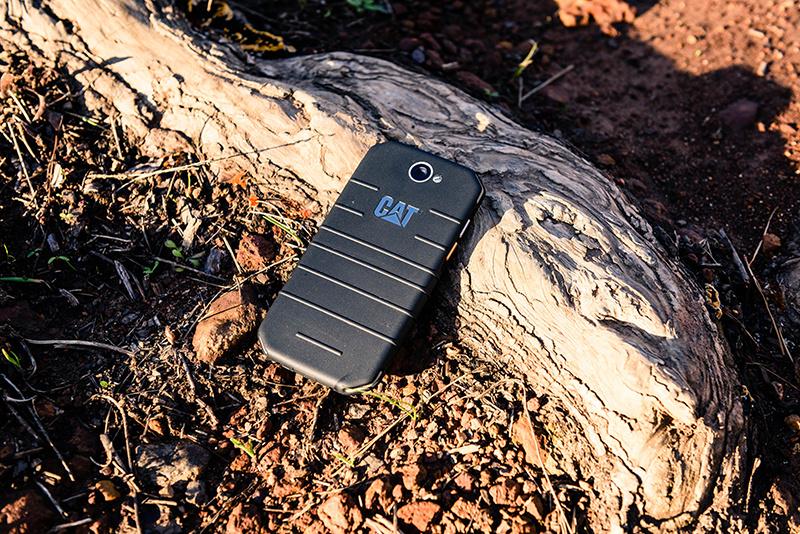 CAT-S31 IFA Berlín – CAT Phones presenta novedades en su gama de dispositivos robustos