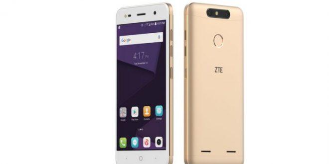 ZTE lanza en España el smartphone Blade V8 Mini