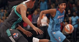 NBA Live 18 introduce a las jugadoras de la liga femenina estadounidense de baloncesto