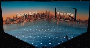 Samsung presenta Galaxy Note 8