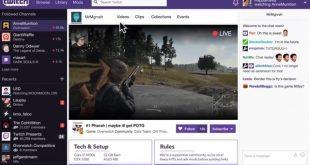 Twitch lanza su aplicación de escritorio con videollamadas de hasta cinco personas