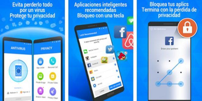 DU Antivirus Security el antivirus móvil gratuito que roba y vende datos.