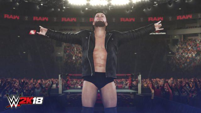 WWE 2K18 estará disponible el 17 de octubre de 2017